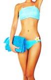 Beautiful female body Royalty Free Stock Photos