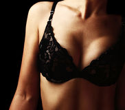Beautiful female body Royalty Free Stock Photo