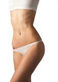Beautiful female body fitness Royalty Free Stock Photo