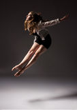 Beautiful female dancer Royalty Free Stock Images