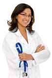 Beautiful female doctor Royalty Free Stock Photography