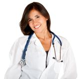 Beautiful female doctor Royalty Free Stock Photo