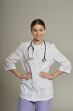 Beautiful Female doctor Stock Photos