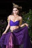 Beautiful female fitness model. Studio shot Royalty Free Stock Photo