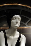 Beautiful female mannequin Royalty Free Stock Photos
