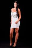 Beautiful female model Royalty Free Stock Photography