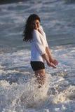 Beautiful female model - Lifestyle stock photos