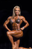 Beautiful Female Physiques Displayed in Vancouver Stock Photography