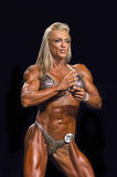 Beautiful Female Physiques Displayed in Vancouver Royalty Free Stock Image