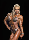 Beautiful Female Physiques Displayed in Vancouver Royalty Free Stock Photos