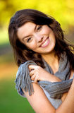 Beautiful female portrait Stock Photo