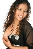 Beautiful female teen Stock Photos