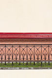 Beautiful fence Royalty Free Stock Image