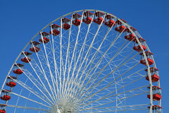 Beautiful Ferris Wheel Royalty Free Stock Image