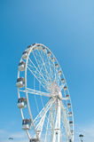 Beautiful Ferris wheel on the beach of Rimini Royalty Free Stock Photos