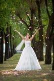 Beautiful fiancee Stock Photo