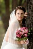 Beautiful fiancee Royalty Free Stock Photo