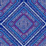 Beautiful filigree Indian floral ornament. Ethnic Mandala. Henna Stock Image