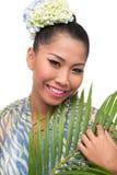 Beautiful Filipina Royalty Free Stock Images