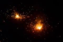 Beautiful Firework Royalty Free Stock Photos