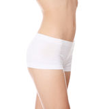 Beautiful fit female body Royalty Free Stock Photography