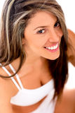 Beautiful fit woman Royalty Free Stock Images