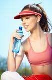 Beautiful Fitness Woman Stock Photography
