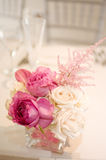 Beautiful floral arrangement Stock Photography