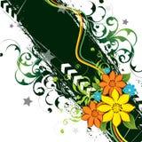 Beautiful Floral Background Stock Photos