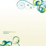 Beautiful floral design Stock Photography