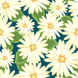 Beautiful floral pattern. Seamless pattern. Flowers. Bright buds, leaves, flowers. Flowers for greeting cards, posters, flyers. Royalty Free Stock Photo