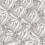 Beautiful floral seamless pattern Royalty Free Stock Image