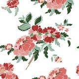 Beautiful floral seamless pattern Stock Photography
