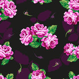 Beautiful floral seamless pattern Stock Photo
