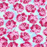 Beautiful floral seamless pattern Royalty Free Stock Photo