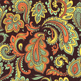 Beautiful floral seamless pattern Royalty Free Stock Images