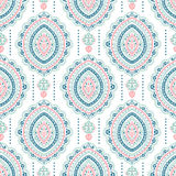 Beautiful floral seamless pattern Royalty Free Stock Photography