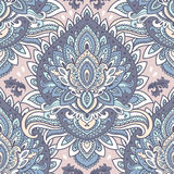 Beautiful floral seamless pattern Stock Photos