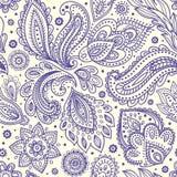 Beautiful floral seamless Stock Image