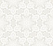 Beautiful floral wallpaper royalty free illustration