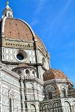 Beautiful Florence Cathedral Stock Images