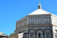 Beautiful Florence Cathedral Stock Photography