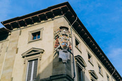 Beautiful Florence city royalty free stock photography