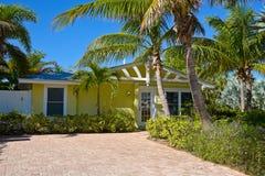 Beautiful Florida House Stock Image