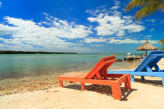 Beautiful Florida Keys Royalty Free Stock Images