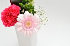 Beautiful flower arrangement. Stock Image
