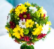 Beautiful flower arrangement Royalty Free Stock Photo