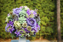 Beautiful flower arrangement Stock Photography