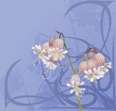 Beautiful Flower Background royalty free illustration