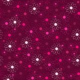 Beautiful flower background in pink Stock Photo
